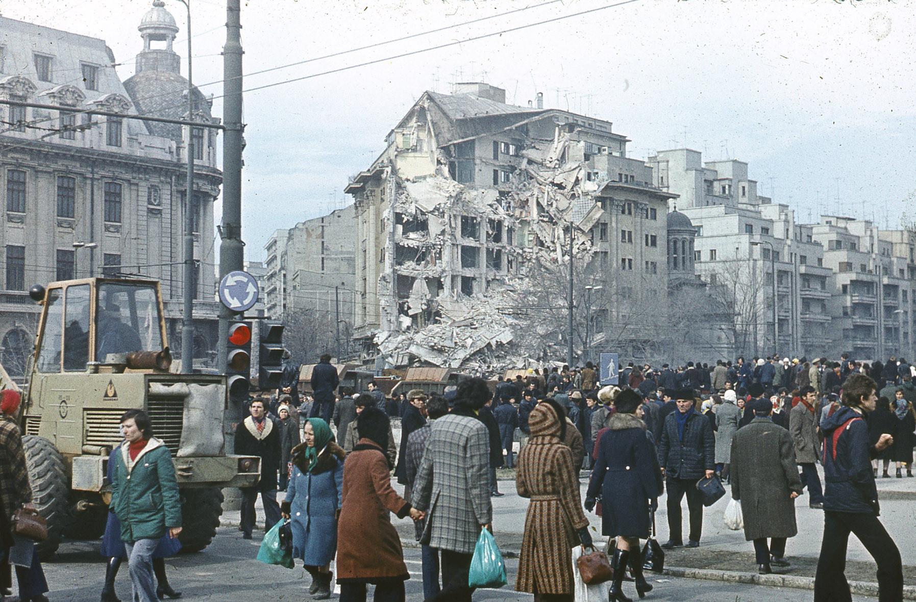 ... expuse cartiere bucureștene în caz de cutremur major - Bugetul.ro