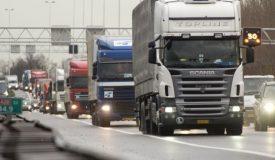 greva camioane