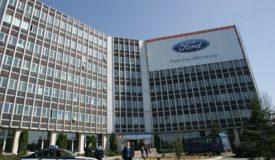 Fabrica Automobile Craiova, vineri, 21 martie 2008. Producatorul auto american Ford a preluat obligatia Automobile Craiova de a plati la bugetul de stat suma de 27 de milioane de euro reprezentand ajutor de stat la privatizarea uzinei. DARIUS MITRACHE / MEDIAFAX FOTO
