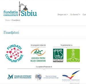 fundatia comunitara sibiu
