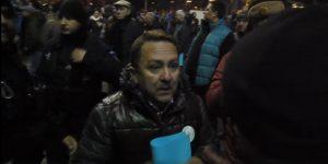 protest anti-guvern