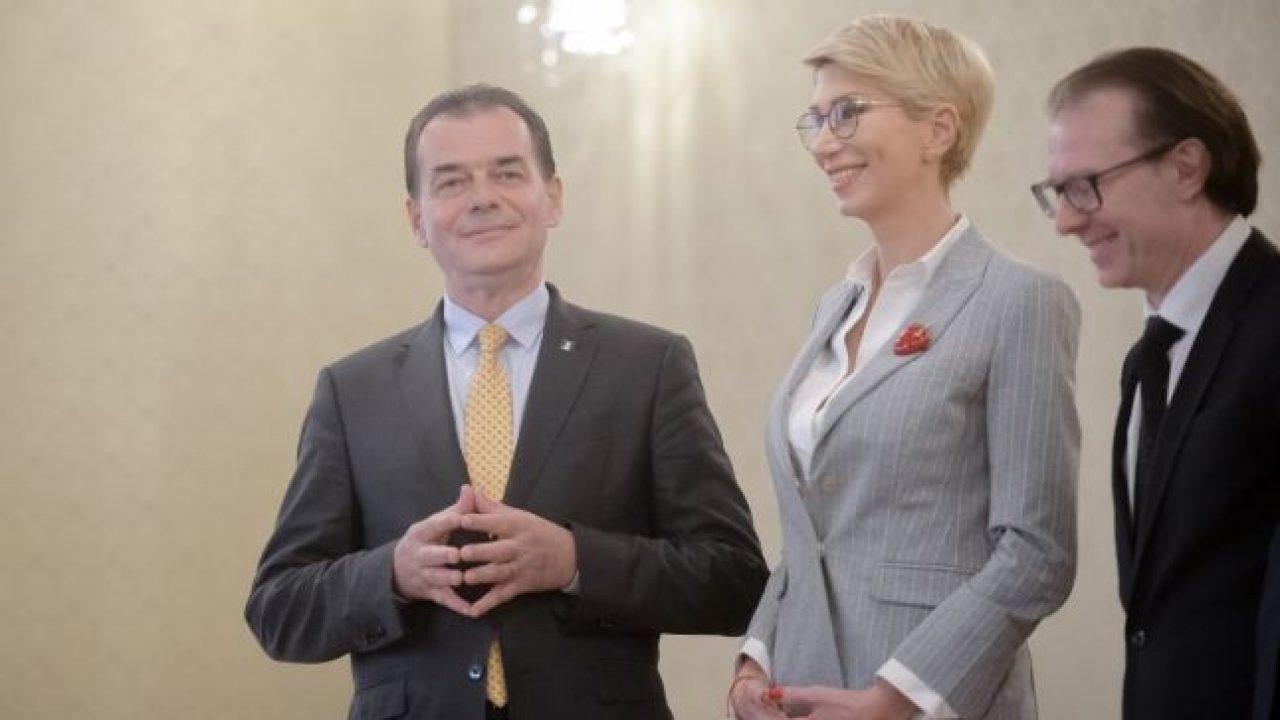 Informație BOMBĂ! Raluca Turcan în opoziție cu Ludovic Orban - Bugetul.ro