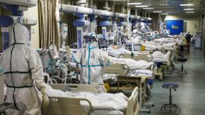 coronavirus spitale covid pacienti medici