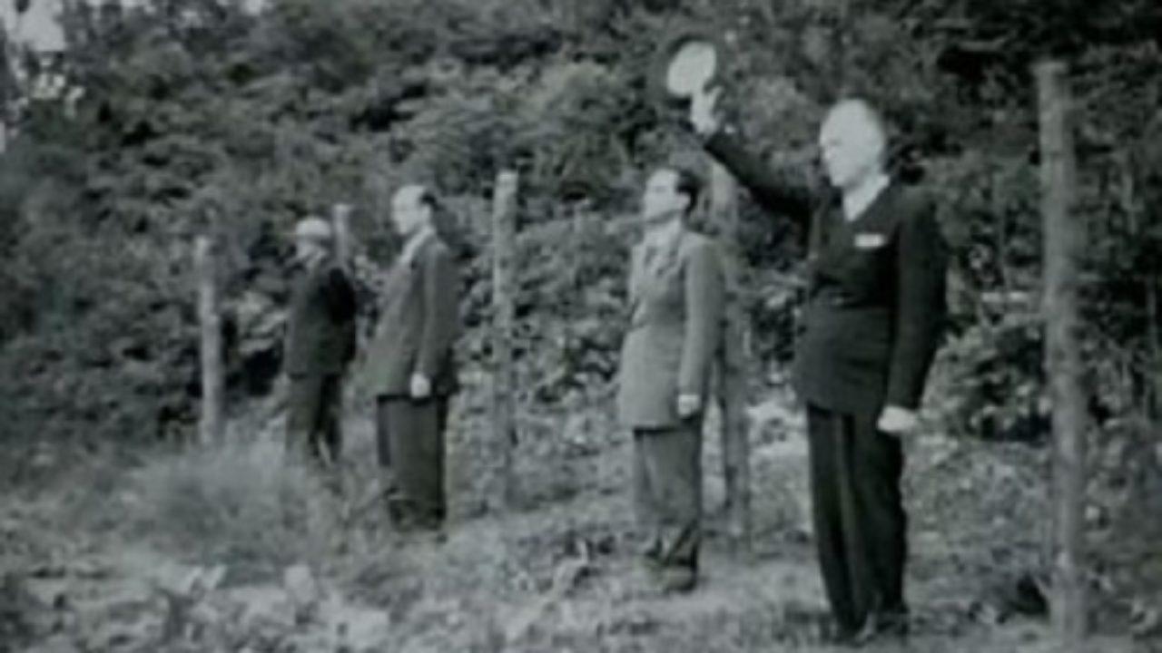 VIDEO Execuția lui Ion Antonescu. 1 iunie 1946 - ziua în care a fost  împușcat Mareșalul - Bugetul.ro