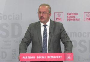 Vasile Dincu PSD